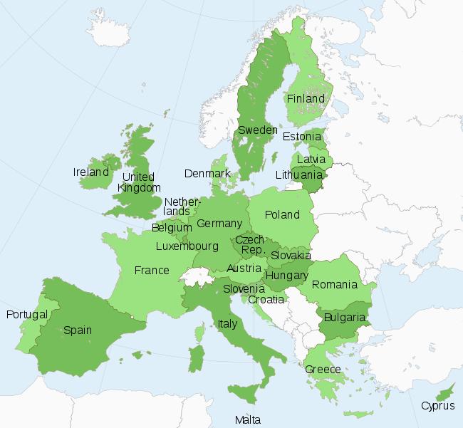 euro-map